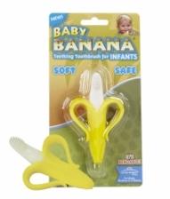 Baby Banana Infant Teething Toothbrush