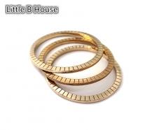 Simple Multi-Texture Bracelet - BC58