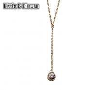 Simple Short Necklace - NL109