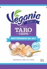 Taro Chips - Mediterranean Sea Salt