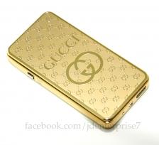 Gold FLAMINGO USB lighter G1