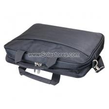 13' Laptop Document Bag (Black) - 1056