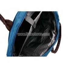 13' Laptop Document Bag (Blue)
