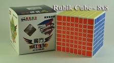 Professional Rubik Cube Puzzle - 8x8