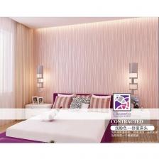 Wallpaper with Pink Linen texture