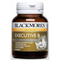 Blackmores Executive B 30's (Anti-Stress)