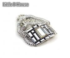 Multilayer Magnet Buckle Bracelet - BC88