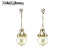 Beads Long Paragraph Earrings - ER133
