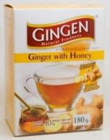 Gingen Ginger with Honey (18g X 10 sachets)