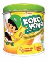 KOKOYOYO A & D Chewable Crispy Jelly Bean Candy