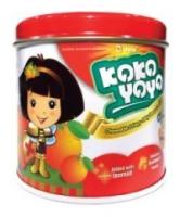 KOKOYOYO Propolis Chewable Crispy Jelly Bean Candy