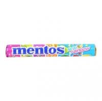 Mentos Roll Rainbow Flavor