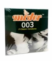 Mister 003 Classic Condoms 3s