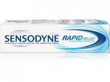 Sensodyne Rapid Relief Toothpaste 100gm