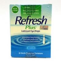 Refresh Plus Eye Drops 30S (For Dry Eyes)