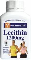 VitaHealth Lecithin 1200mg (100's)