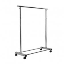 MHT101E S/Steel Single Bar Laundry Hanger