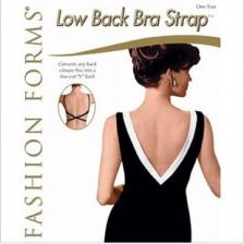 Low Back Bra Strap (3 pcs)