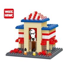 Wise Hawk - City Builder : KEC Restaurant