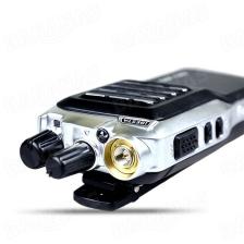 Original iBesta TKP-1200 5w Up To 10km UHF Waterproof 3500 mAh Walkie Talkie Radio (+Extra Battery)
