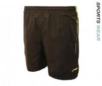Li-Ning Woven Sport Shorts - Black