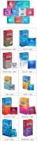 Durex Easy Pack Condom / Kondom 10 pcs, 10 different Type