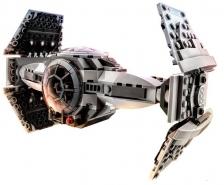 Star Wars The Force Awakens TIE Advanced Prototype Building Blocks Lego Compatible