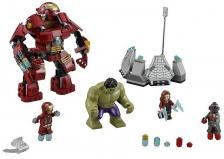 DECOOL Hulk Buster Avenger 2