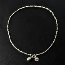 Fine 925 silver Anklet ( A2MMYCOKUN )