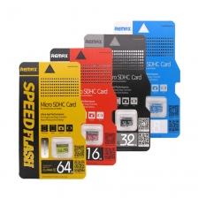 REMAX Class 10 Micro SD SDHC TF Memory Card 8GB 16GB 32GB 64GB