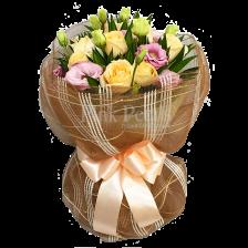 HB022 Rose (Flower Bouquet)