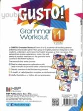MBP GUSTO! Grammar Workout Form 1