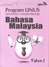 Program Linus Lembaran Literasi Menulis Bahasa Malaysia Tahun 1