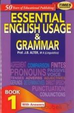 Essential English Usage & Grammar 1