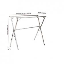 Portable X-Clothes Horse / Dry Hanger
