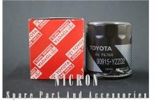 TOYOTA 90915-YZZD2 OIL FILTER - ORIGINAL