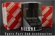 TOYOTA 90915-YZZD4 OIL FILTER - ORIGINAL
