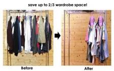 Magic Clothes Hanger