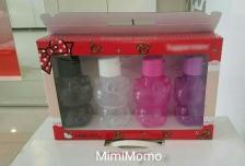 Hello Kitty Bottle Set (4) 425ml