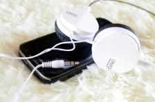 ONTO Small Headphone keyboard Style Electric Piano earphone Seamless