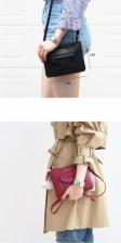 Korean Lady Shoulder Bag Multipurpose Travel Pochette Wallet Phone New