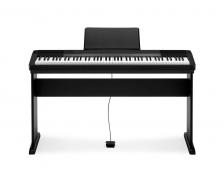 Casio CDP-130 BK Digital Keyboard piano 88 keys FREE Pedal SP-3, Stand