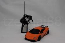 DX 1:24 Lamborghini Gallardo LP 570-4 Orange Remote Control Cars Model