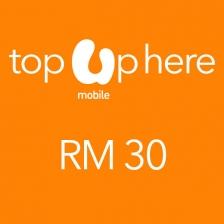 U Mobile RM 30 Prepaid Reload