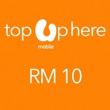 U Mobile RM 10 Prepaid Reload