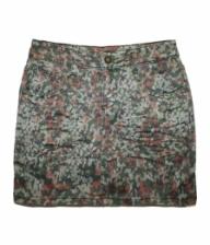 Camouflage Printed Skirt
