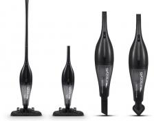 Powerful Handheld Vacuum Cleaner - Deerma DX117C (Black)