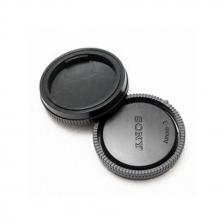 Sony Body and Rear Lens Cap