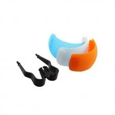 3 Color Pop-up Flash Diffuser for DSLR Camera