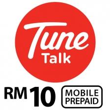 TUNE TALK Prepaid Reload RM10